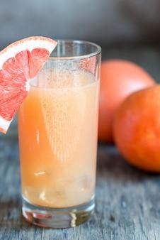 Koktajl grejpfrutowy i tequila paloma