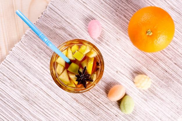 Koktajl z owoców cytrusowych