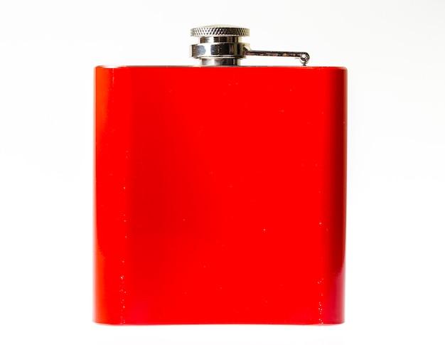 Kolba pamiątkowa czerwona na szaro