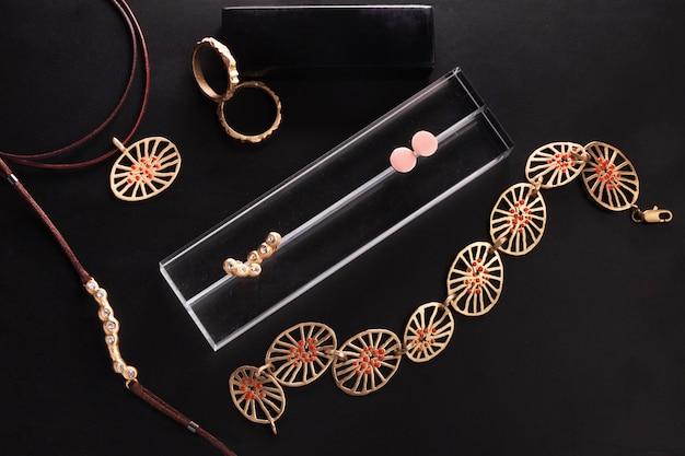 Kolekcja biżuterii