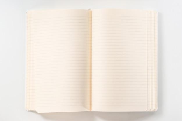 Kolekcja frontu notebooka z widokiem z góry