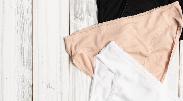 Kolekcja majtki damskie