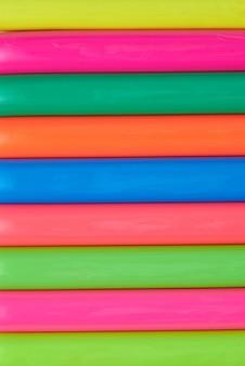 Kolor plasteliny, piękny jak sobie wyobrażono
