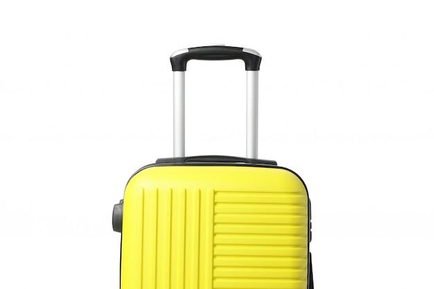 Kolor torba podróżna odizolowywająca na bielu