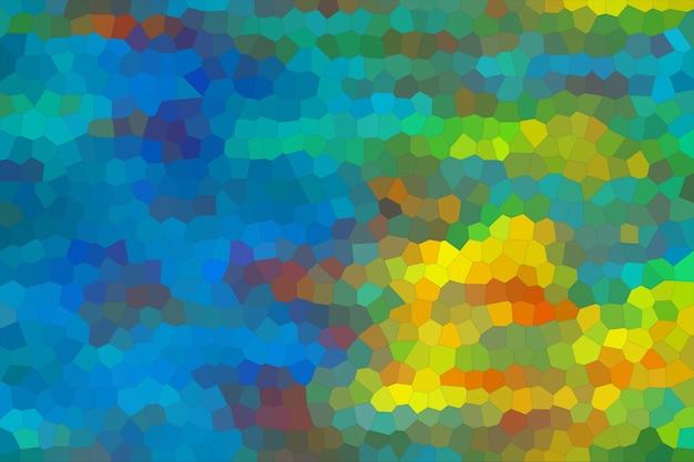 Kolorowa mozaika abstrakcyjne tło tekstury, tło wzór gradientowej tapety