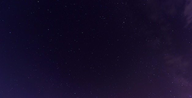 Kolorowa przestrzeń strzelająca pokazywać wszechświat galaktyki drogi mlecznej