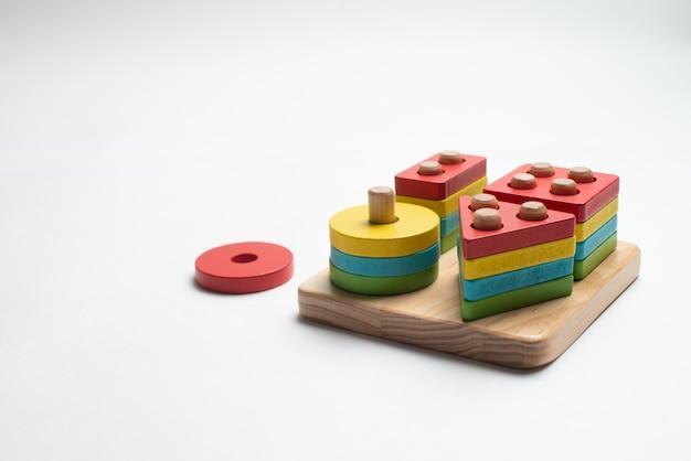 Kolorowa rozwijająca się zabawka dla dzieci