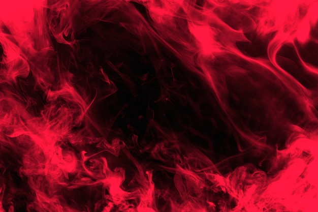 Kolorowa tapeta abstrakcyjna dymu, estetyczny wzór tła