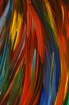 Kolorowe abstrakcyjne malowanie tekstur i tła