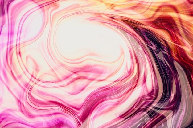 Kolorowe abstrakcyjne niewyraźne tło światła. abstrakcyjne tło farb akrylowych w odcieniach kolorów