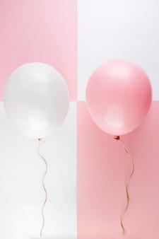 Kolorowe balony na urodziny