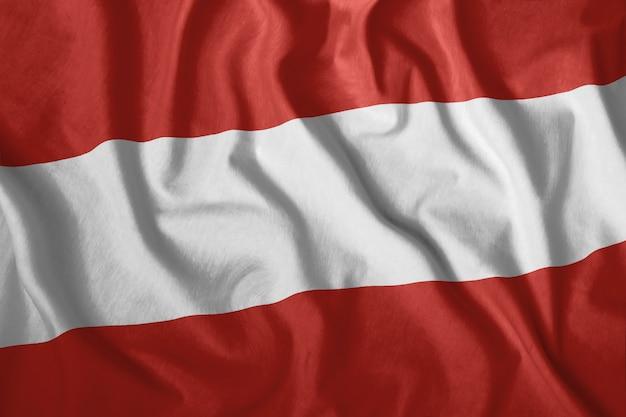 Kolorowe, flaga narodowa avsirii