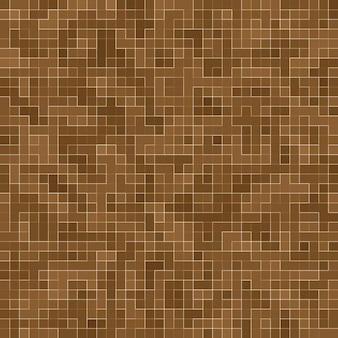 Kolorowe kamienie ceramiczne. streszczenie smooth brown mosiac texture streszczenie mozaika ceramiczna zdobi budynek. streszczenie wzór.