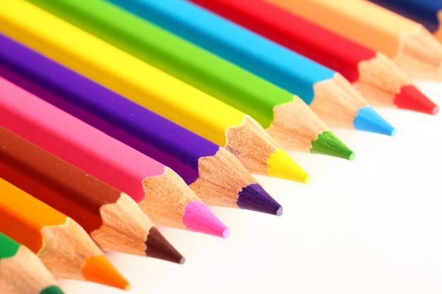 Kolorowe kredki