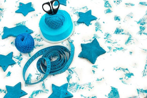 Kolorowe materiały na kreatywność i hobby