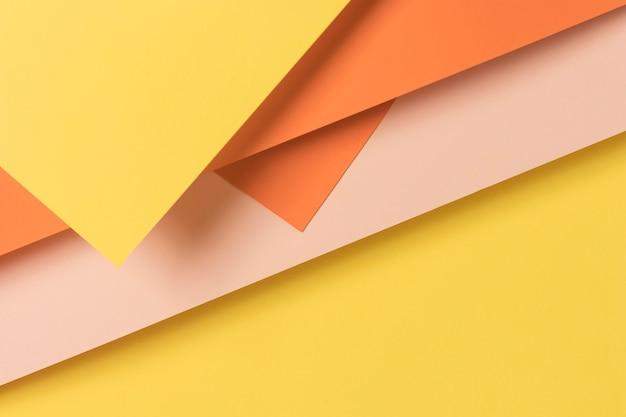 Kolorowe ozdobne szafki
