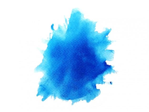 Kolorowe tło akwarela. ręcznie malowana sztuka