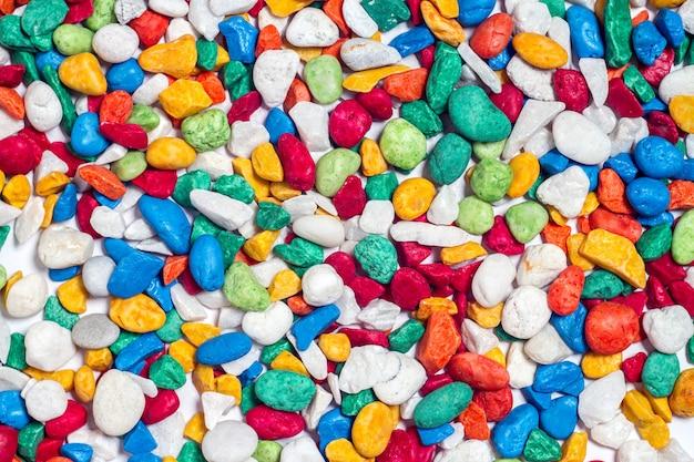 Kolorowe tło kamień