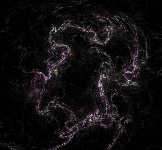 Kolorowe tło pola gwiazdy