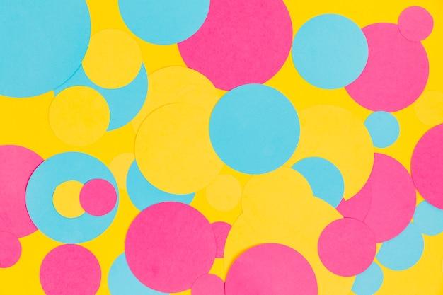 Kolorowe tło wielkanoc