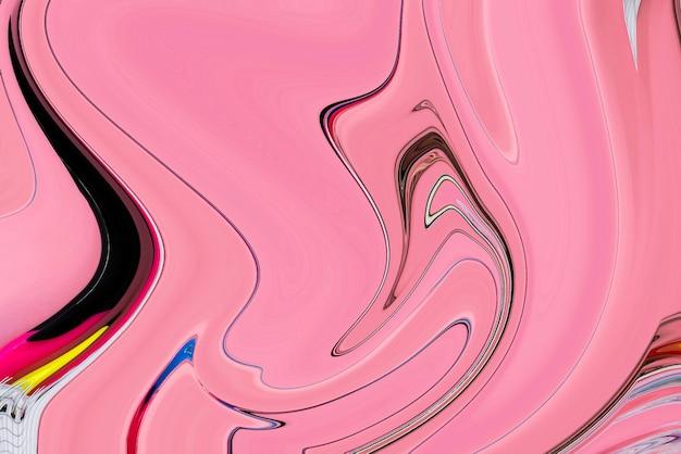 Kolorowe tło z efektem marmuru