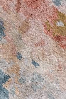Kolorowe tło z teksturą pędzla akrylowego