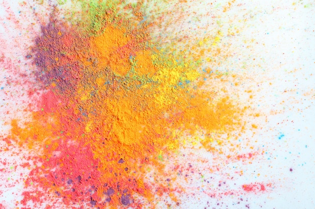 Kolory festiwalu indian holi