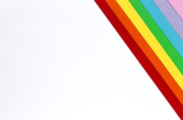 Kolory tęczy, symbol lgbt