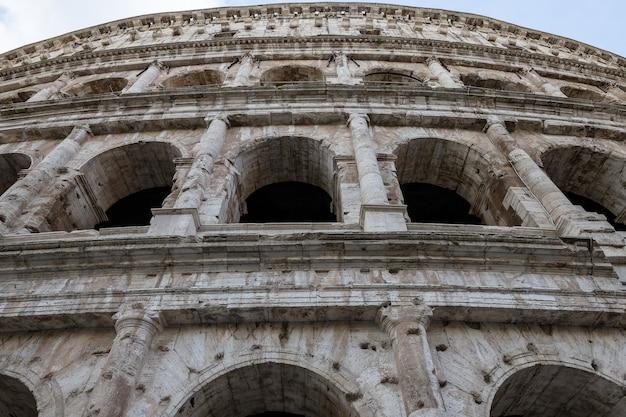 Koloseum w rzymie we włoszech