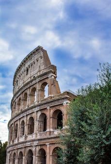 Koloseum W Rzymie Premium Zdjęcia