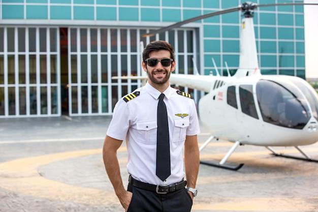 Komercyjny prywatny pilot helikoptera