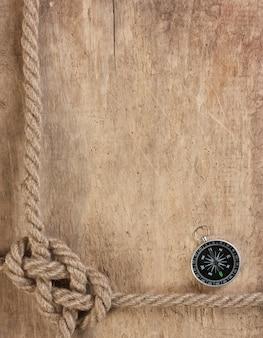 Kompas i lina martwa