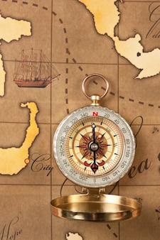 Kompas na amap