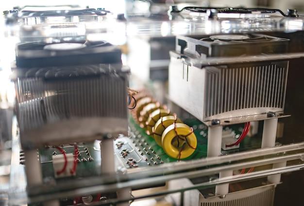 Kompleksowy system urządzeń i mikroukładów