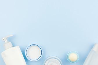 Kompozycja kosmetyków do pielęgnacji skóry