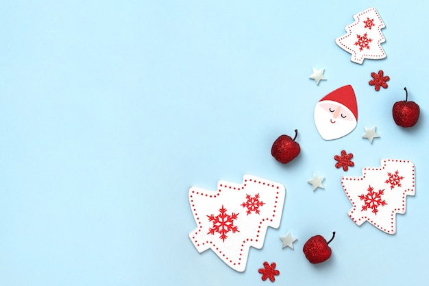 Kompozycja noworoczna i świąteczna