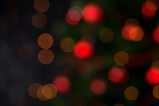 Kompozycja świąteczna z drzewa