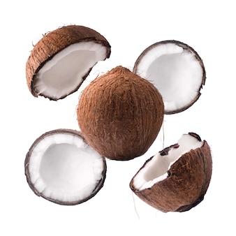Kompozycja z orzechami kokosowymi