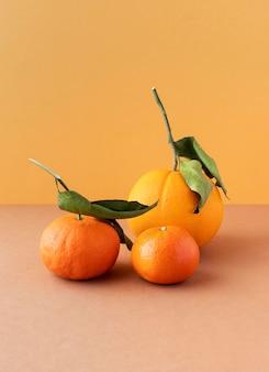 Kompozycja zdrowych wegańskich smakołyków