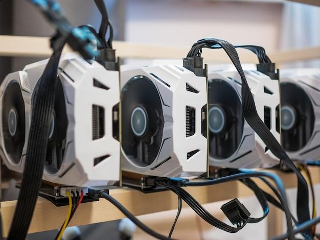 Komputer do wydobywania bitcoinów