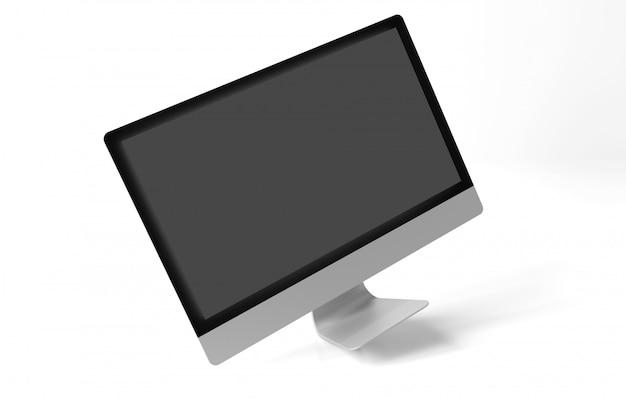 Komputera izolowanego cieniem
