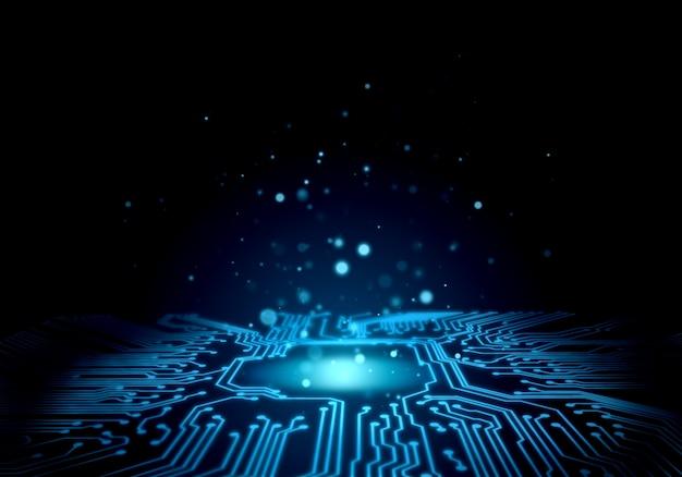 Koncepcja abstrakcyjna technologia