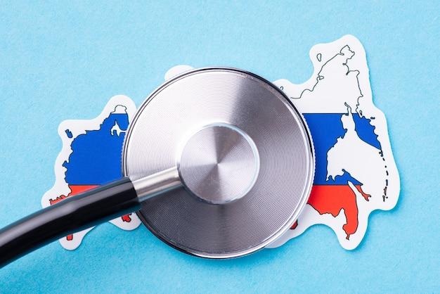 Koncepcja badania lekarskiego obywateli rosji