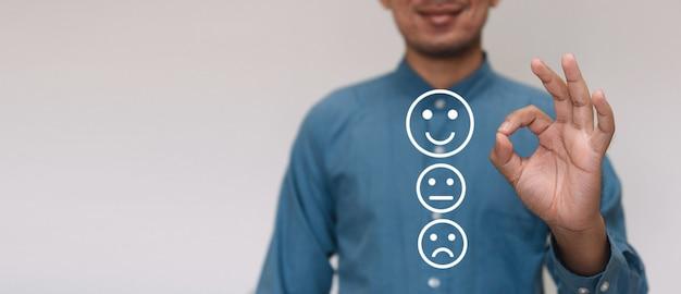 Koncepcja badania satysfakcji klienta i satysfakcji biznesowej