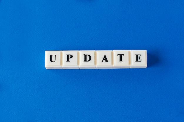 Koncepcja biznesowa lub edukacyjna aktualizacji systemu