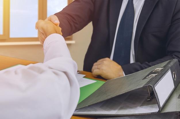 Koncepcja biznesu i biura