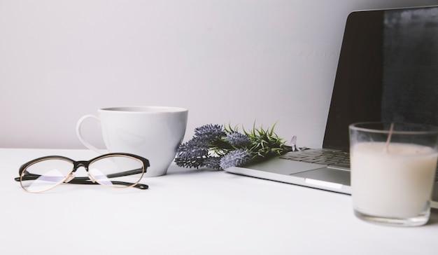 Koncepcja bloga z widokiem na pulpit