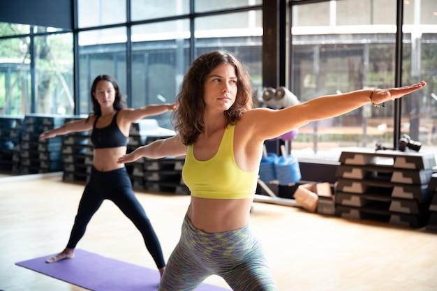 Koncepcja ćwiczenia ćwiczenia jogi