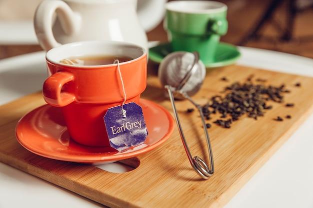 Koncepcja czasu herbata