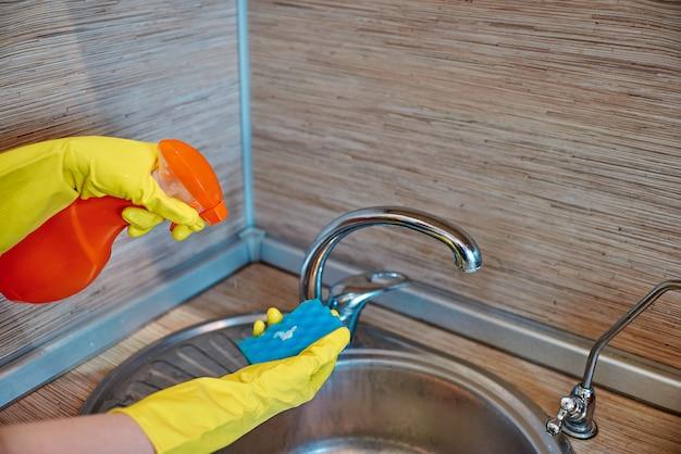 Koncepcja czyszczenia domu